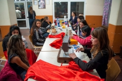 """Workshop II - """"Creative workshop of modeling, cutting and sewing"""""""