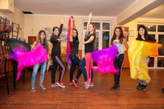 "Workshop III - ""Workshop of oriental dance"""
