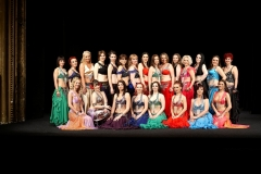 """The Night of Oriental Dance"" - National Theatre Tuzla (03.03.2013)"