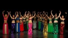 """The Magic of Oriental Dance"" - BKC, Tuzla (05.09.2015)"