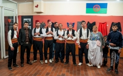 """Workshop presentation - """"Promotion of Roma culture and art"""" (30.01.2016)"""